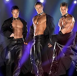 1990s chippendales dancers
